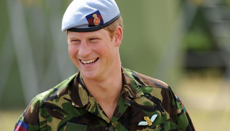 Принц Гарри покинет ряды британской армии в июне после десяти лет службы