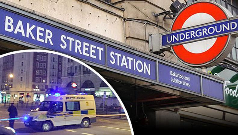 взрыв на Baker Street