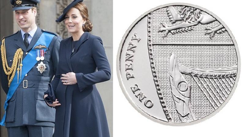 Монета по случаю рождения ребенка