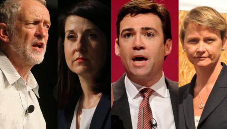 кандидаты в лидеры лейбористской партии