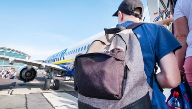 пассажиры Ryanair