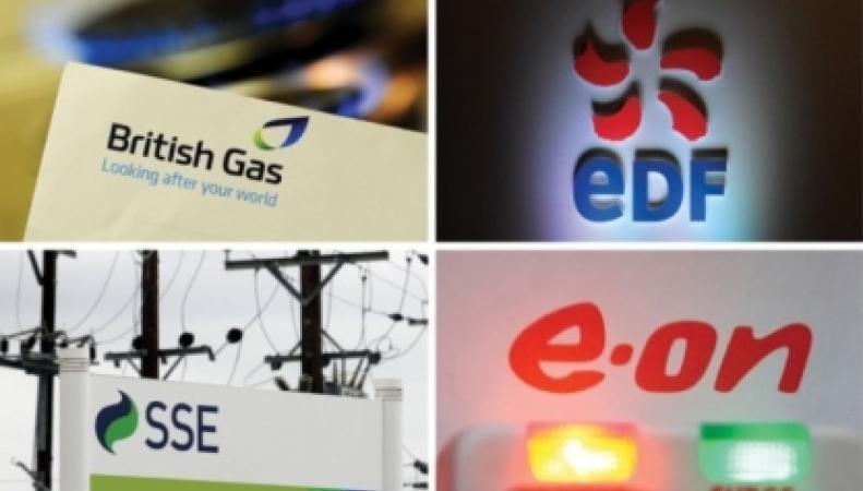 британские энергетические компании
