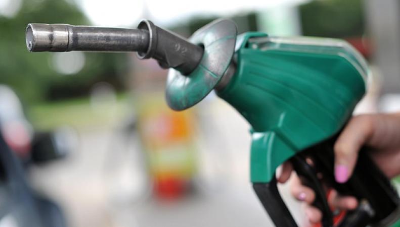цена бензина в Великобритании