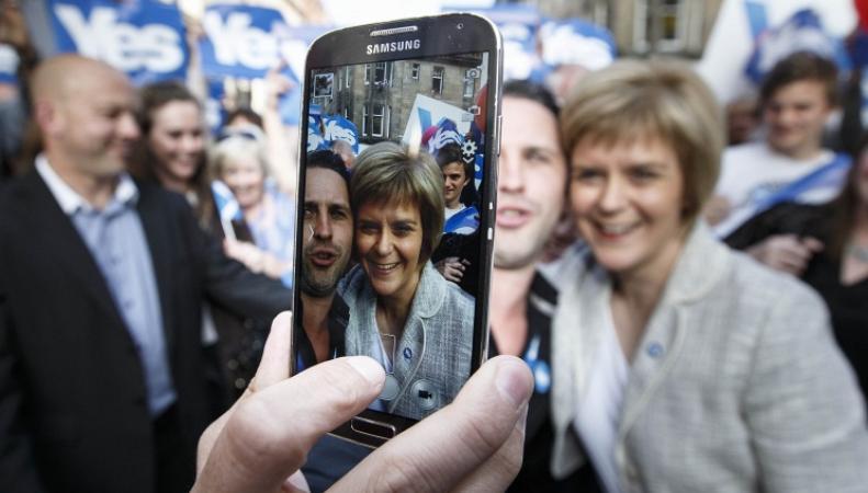 Шотландскую национальную партию впервые возглавит женщина
