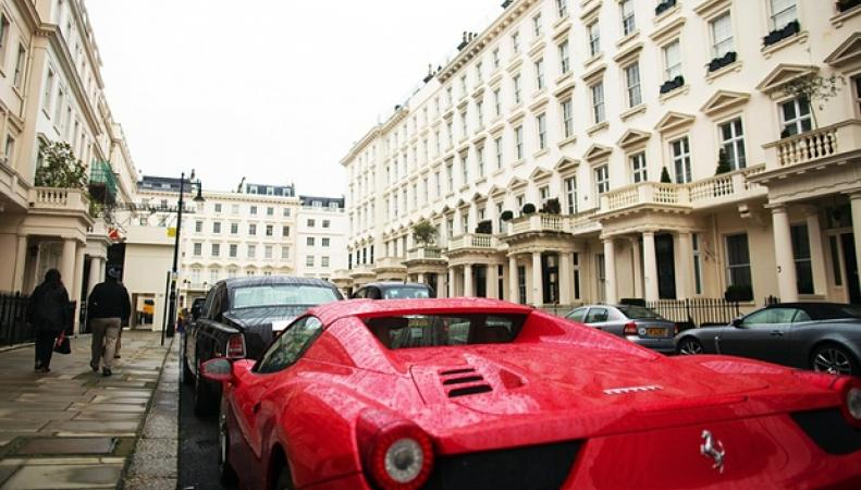 престижная недвижимость в Лондоне