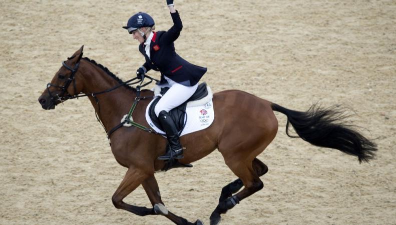 Внучка королевы Елизаветы II будет участвовать в Олимпиаде 2016 года