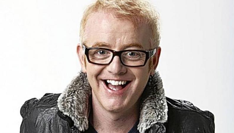 Теле- и радиоведущий Крис Эванс, заменивший Кларксона в Top Gear