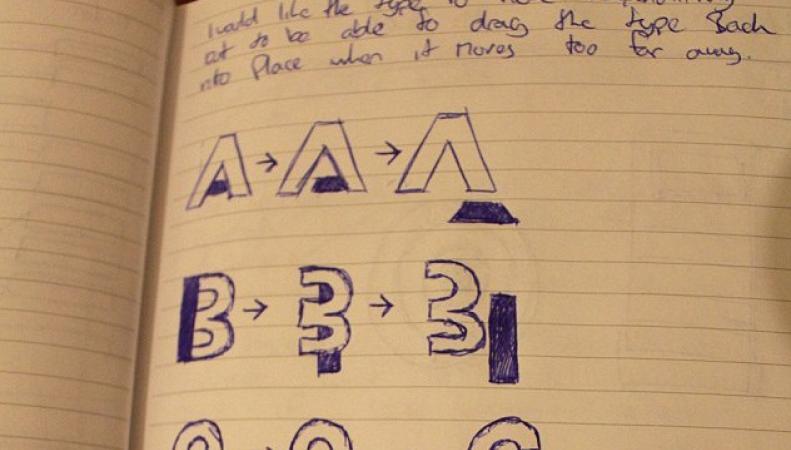 шрифт Dyslexia
