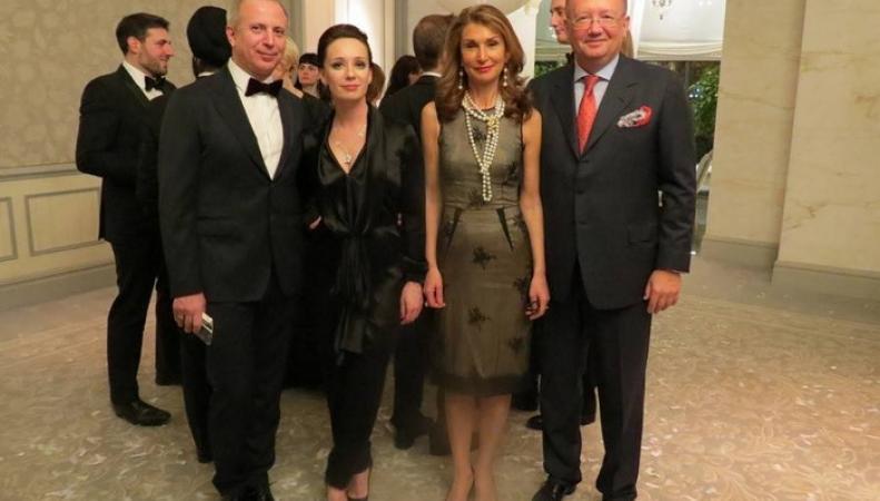 Российский Посол посетил благотворительный вечер фонда Gift of Life
