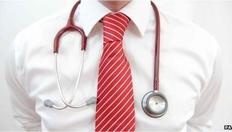 врач NHS