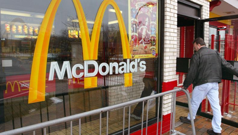 США: сотрудники McDonald's задержаны