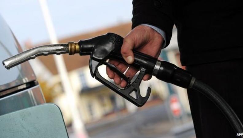 цены на топливо в Великобритании