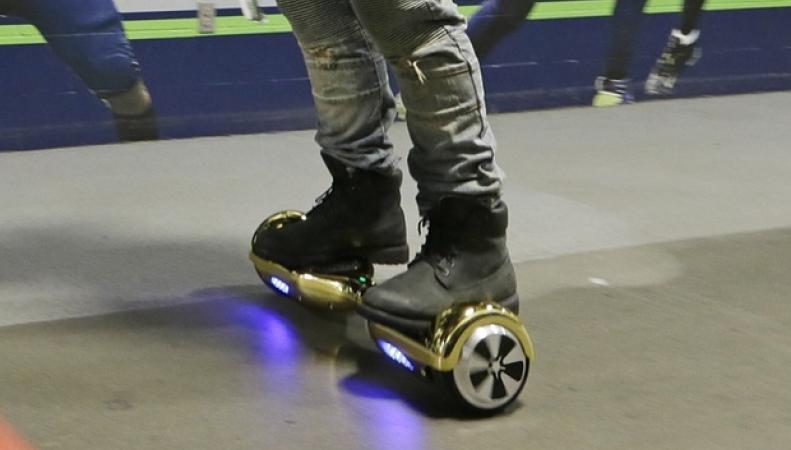 ховерборд - самобалансирующий мини-скутер