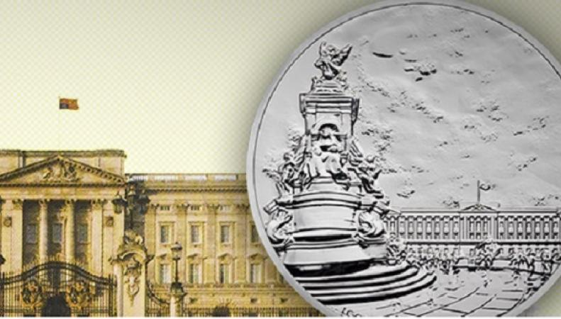 монета 100 фунтов
