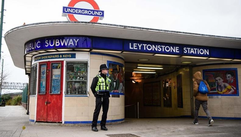 станция Leytonstone