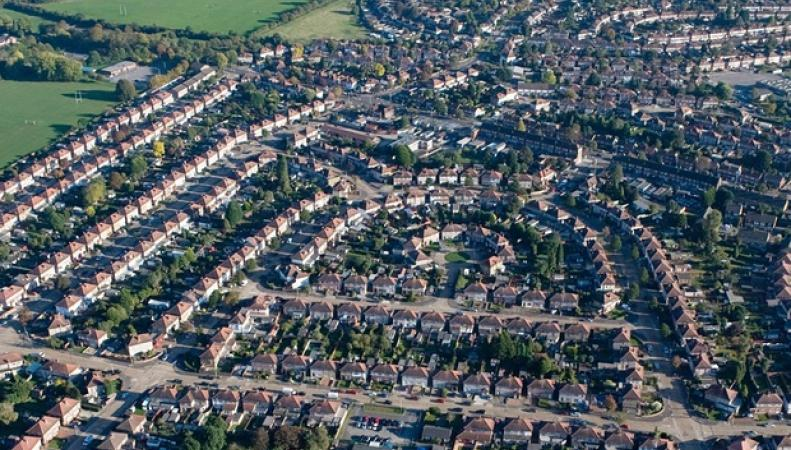 дефицит жилья в Англии