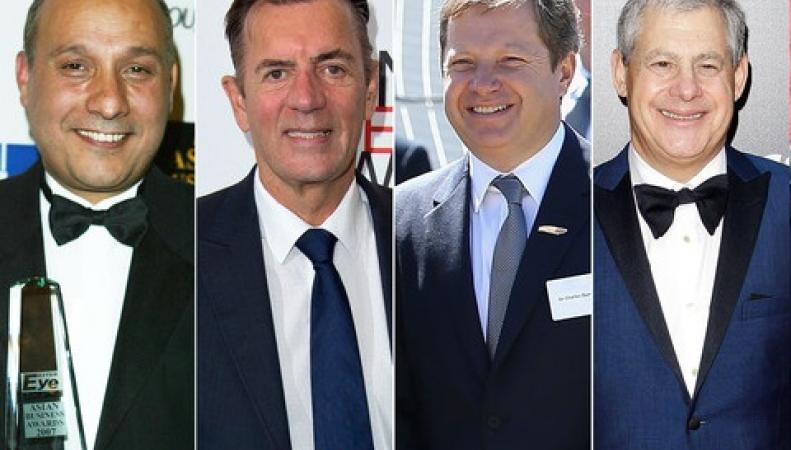 Ведущие британские бизнесмены