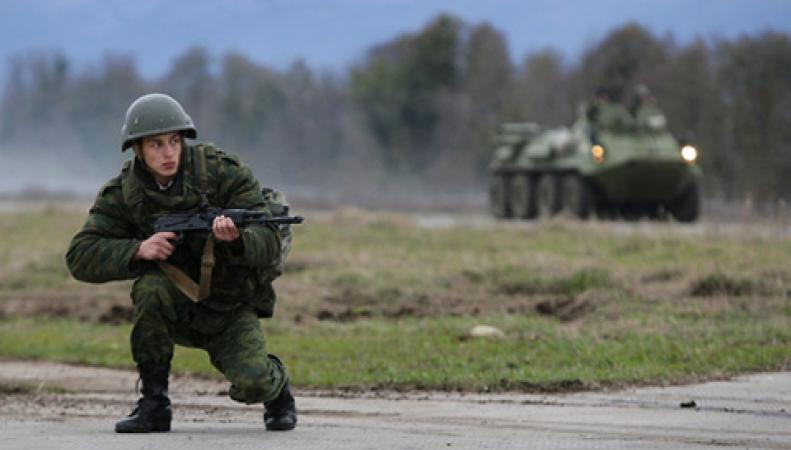 Стрельба началась в районе аэродрома Краматорска