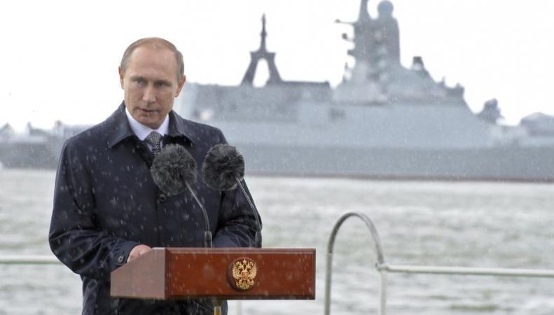 США боятся пробудившийся Военно-морской флот  России