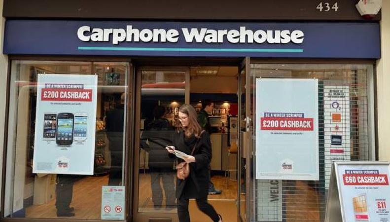 магазин Carphone Warehouse