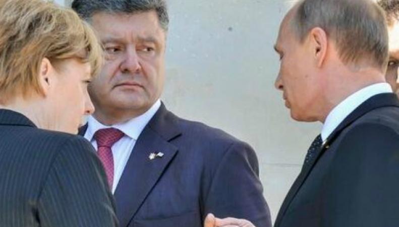 Путин дал совет Порошенко по Донбассу