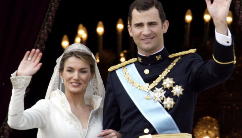 Принц Фелипе поклялся служить испанскому народу