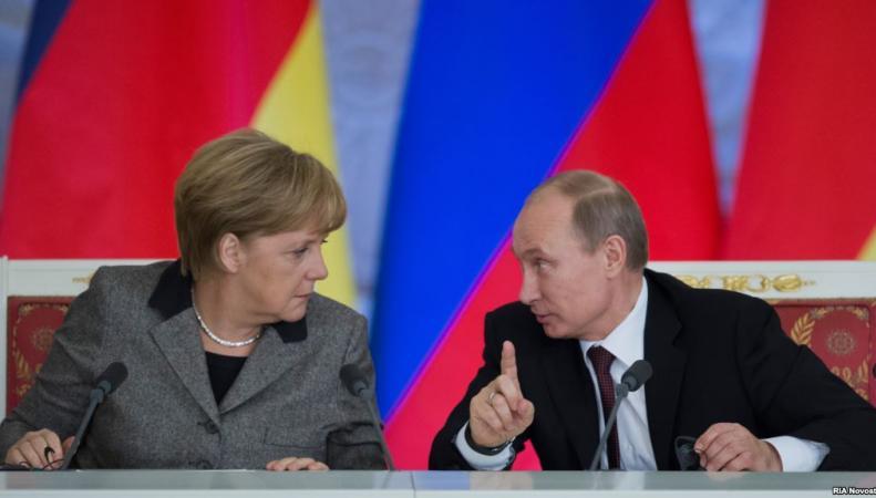The Guardian: Меркель решила отказаться от «восточной политики»