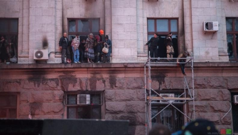 Дом профсоюзов в Одессе