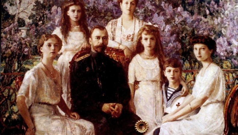 В Лондоне на торгах продадут вещи Николая II и его семьи