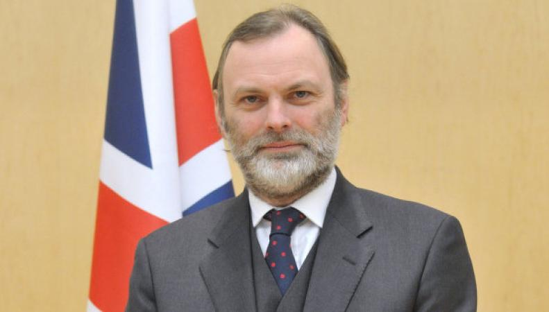 """Посол в России: Британия против возвращения """"холодной войны"""""""
