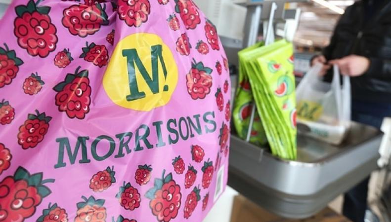 логотип Morrisons