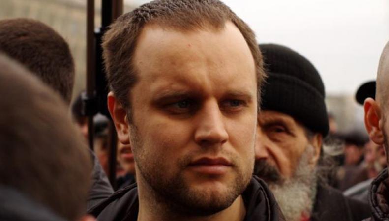 Павел Губарев народный губернатор ДНР