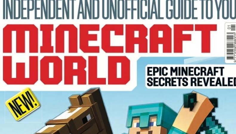 журнал Minecraft
