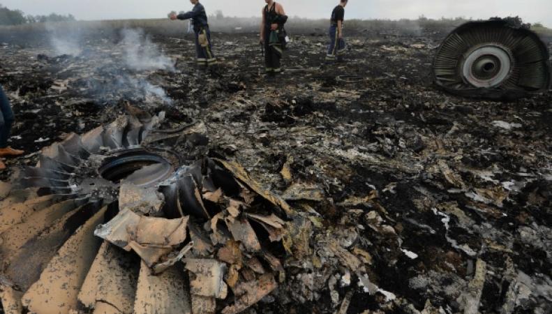 Турция называет авиакатастрофу в Украине терактом
