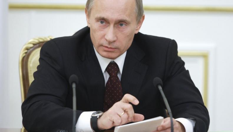Президент России направил письмо странам Евросоюза