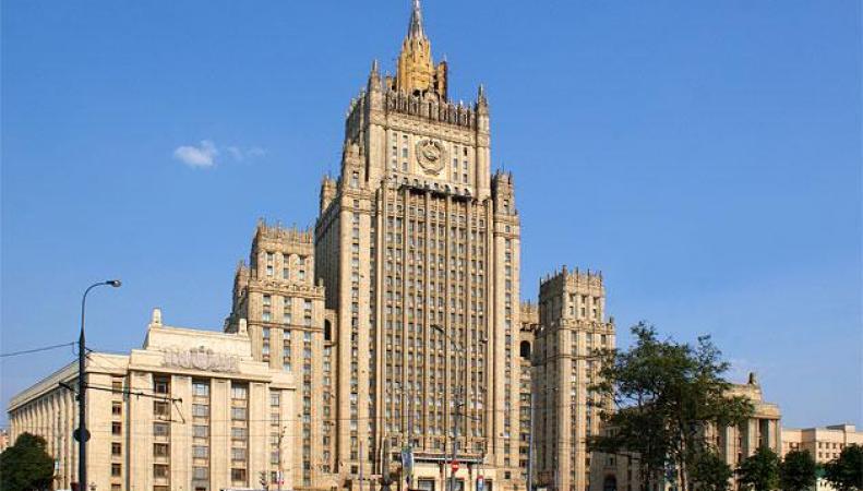МИД России: обвинение британского МИД в адрес РФ беспардонны