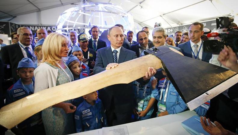 Топор Путина против ПРО в Европе озадачил Запад – Daily Express