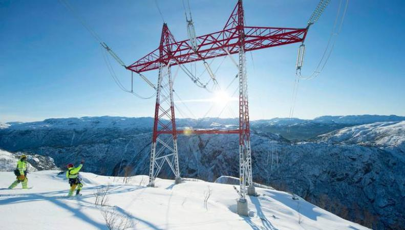 Норвежские электросети