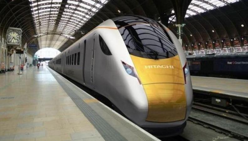 поезд Hitachi Inter Trains