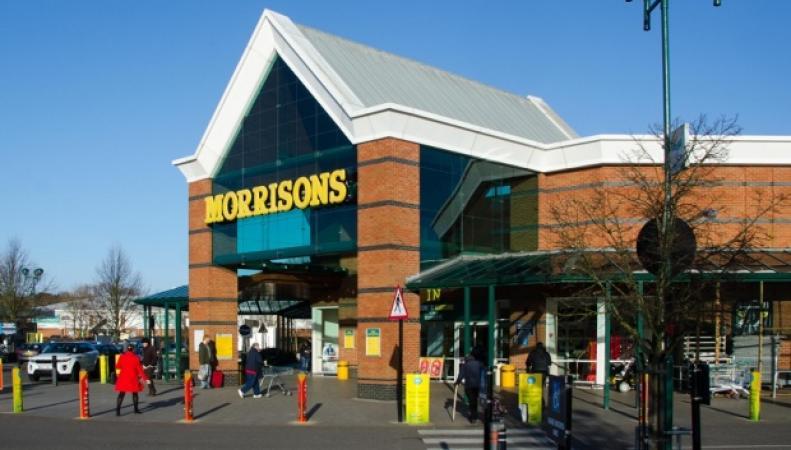 Магазин сети Morrisons
