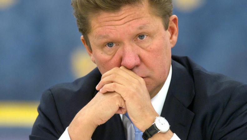 «Газпром»: сумма долга Украины по газу достигает 5 миллиардов долларов