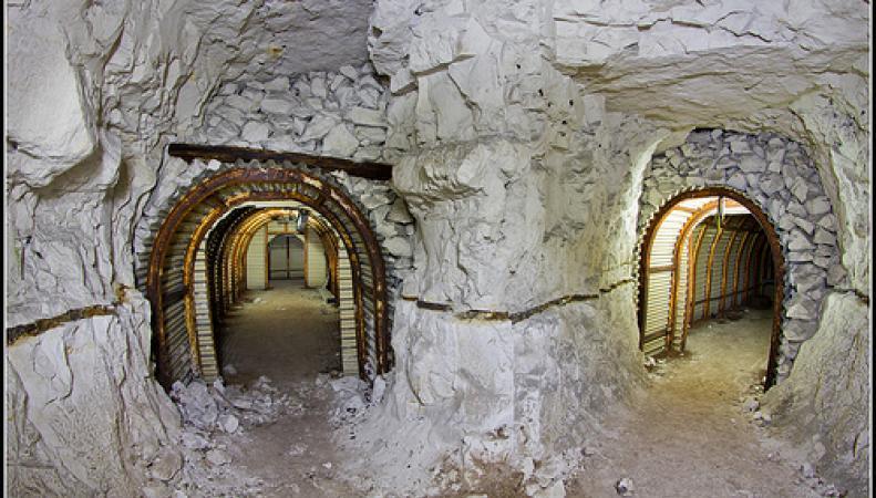 катакомбы Дувра