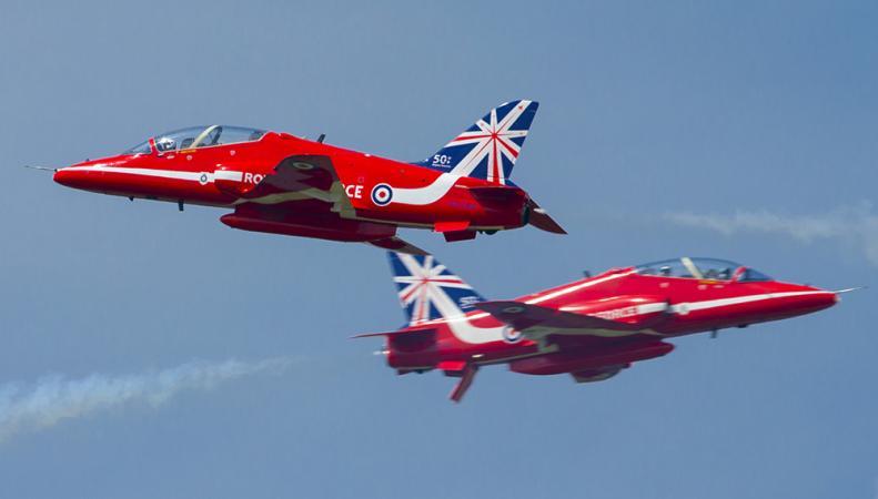 ВВС Британии провели учения по торажению потенциальной российской угрозы
