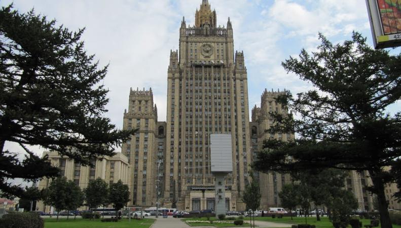 МИД РФ: Надеемся, что Евросоюз осудит преступную политику властей Киева