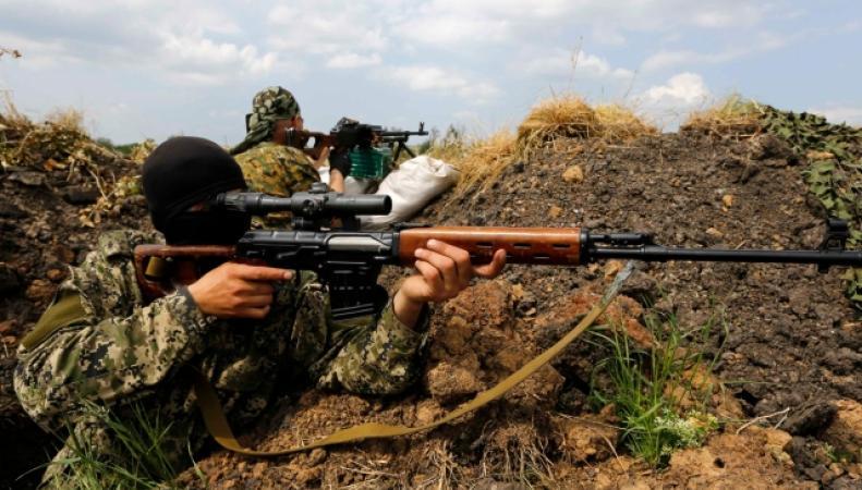 карательная операция на юго-востоке Украины