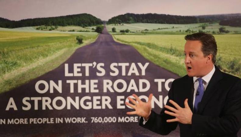 Предвыборная кампания консерваторов