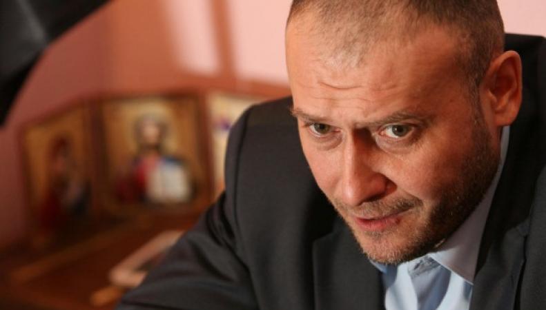 Дмитрий Ярош и теледебаты