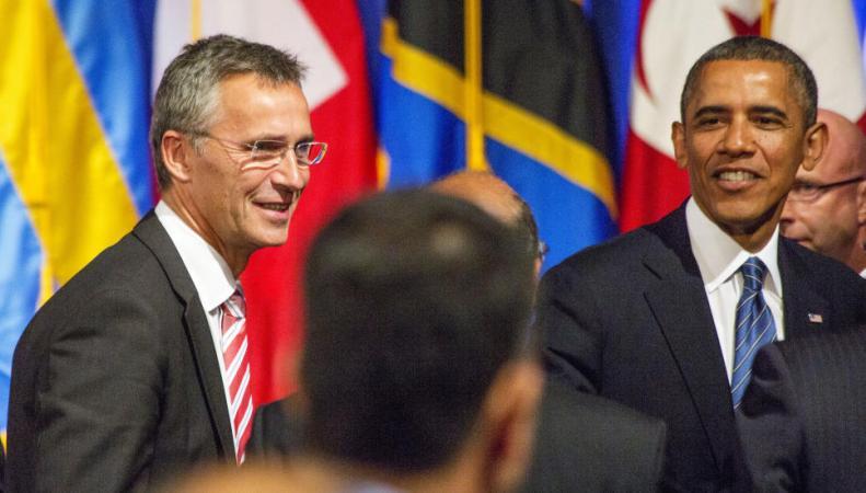 Bloomberg узнал об отказе Обамы от встречи с генсеком НАТО