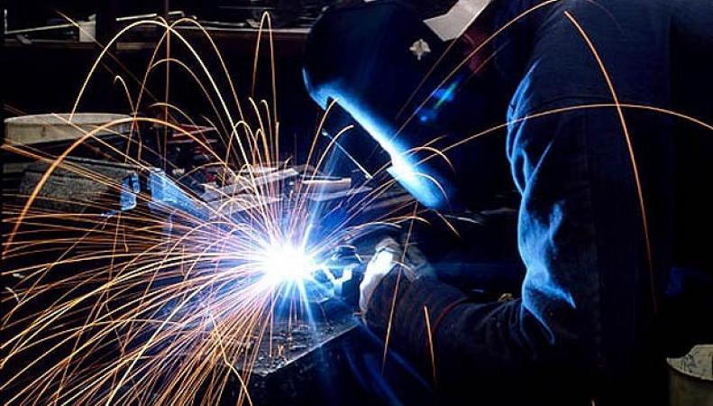 Промышленное производство в Великобритании