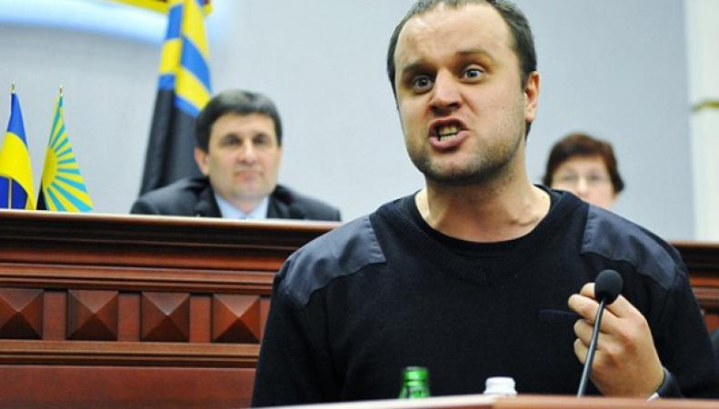 Губарев заявил об организации партии «Новороссия»